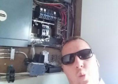 Calgary Electricians having fun
