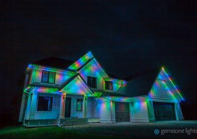 Gemstone LED Lighting MultiColour Setting