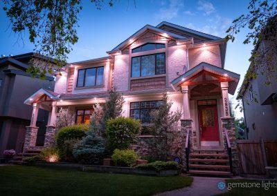 Gemstone Permanent Outdoor Lighting Architectural